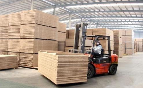人造板行业有机废气治理研究