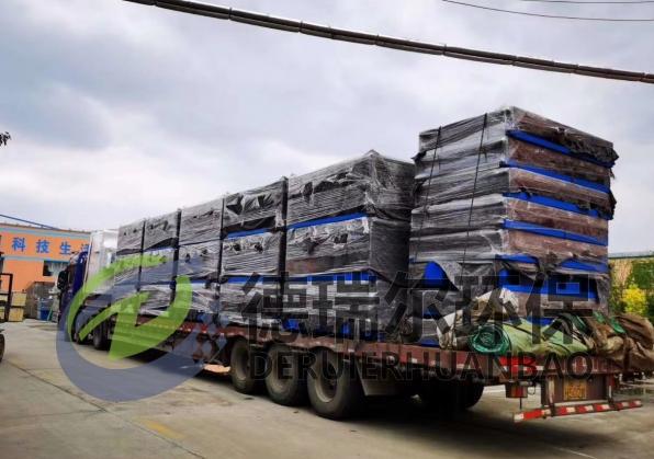 德瑞尔VOCs治理废气设备发货