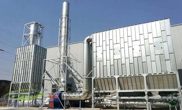 如何正确安装工业废气治理设备