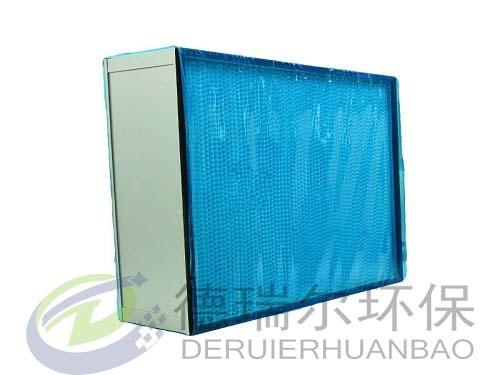 铝框有隔板高效过滤器